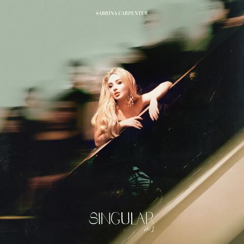 SINGULAR - ACT 1 von Sabrina Carpenter - CD jetzt im Digster Shop