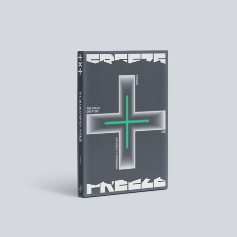 √THE CHAOS CHAPTER: FREEZE (Boyversion) von TOMORROW X TOGETHER - CD jetzt im Digster Shop