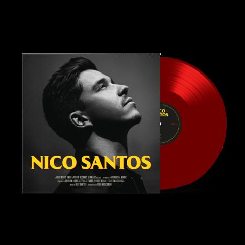 √Nico Santos (Exclusive Coloured LP - Signed Edition) von Nico Santos - Coloured LP jetzt im Digster Shop