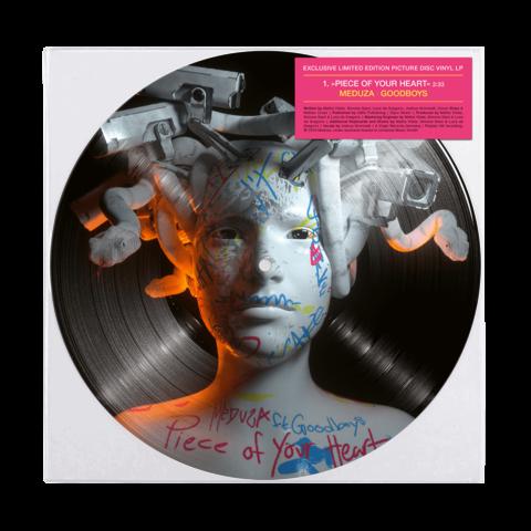 √Piece Of Your Heart/Lose Control (Ltd. 10'' Picture Vinyl) von MEDUZA - Picture LP jetzt im Digster Shop