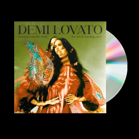 √The Art of Starting Over Standard CD von Demi Lovato - cd jetzt im Digster Shop