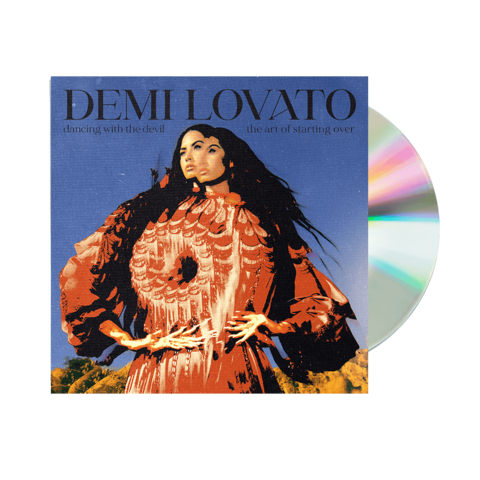 √The Art of Starting Over Exclusive Cover 3 incl. Bonus Track von Demi Lovato - cd jetzt im Digster Shop