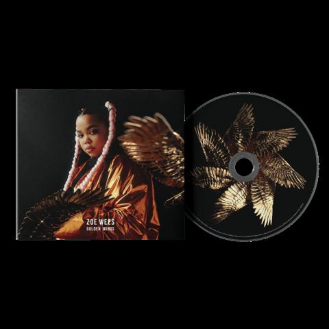 √Golden Wings von Zoe Wees - CD jetzt im Digster Shop