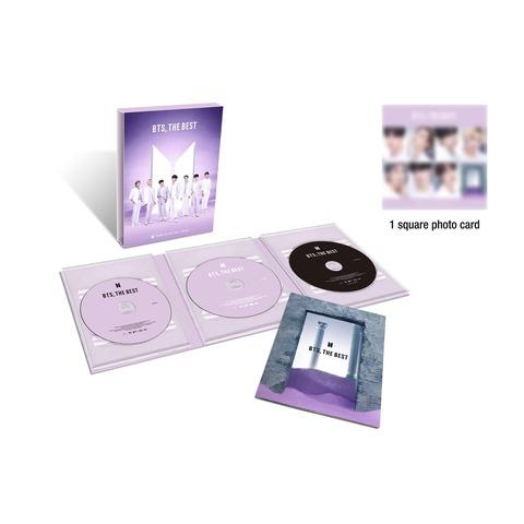 √BTS, THE BEST (Limited Edition A) von BTS - 2 CD + BluRay jetzt im Digster Shop
