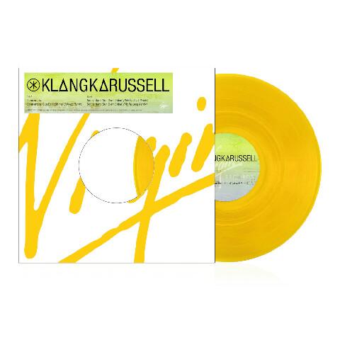 √Sonnentanz & Remixes (Ltd. 10inch) von Klangkarussell -  jetzt im Digster Shop