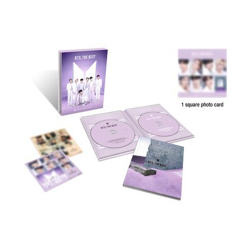 √BTS, THE BEST (Limited Edition C) von BTS - 2CD + Photobook jetzt im Digster Shop