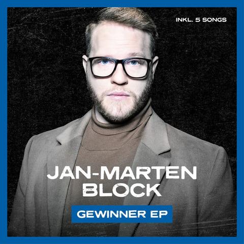 √Gewinner EP von Jan-Marten Block - CD jetzt im Digster Shop