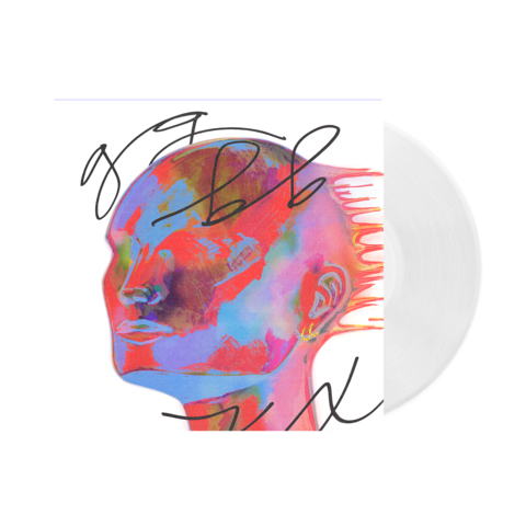 gg bb xx (standard white vinyl) by LANY - lp - shop now at Digster store