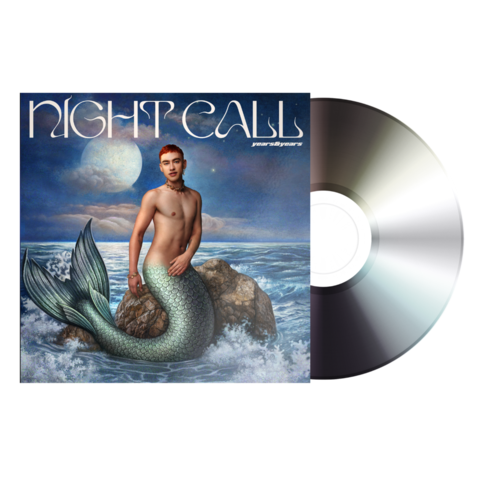 Night Call by Years & Years - Deluxe CD - shop now at Digster store