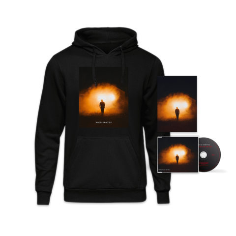 Would I Lie To You by Nico Santos - CD + Hoodie + Signed Card - shop now at Digster store