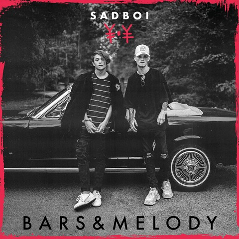 √SADBOI von Bars And Melody - CD jetzt im Digster Shop