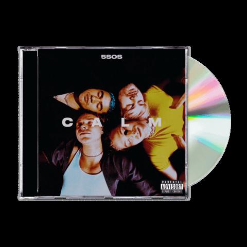 Calm von 5 Seconds of Summer - CD jetzt im Digster Shop