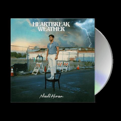 Heartbreak Weather (Deluxe Edition) von Niall Horan - Deluxe CD jetzt im Digster Shop