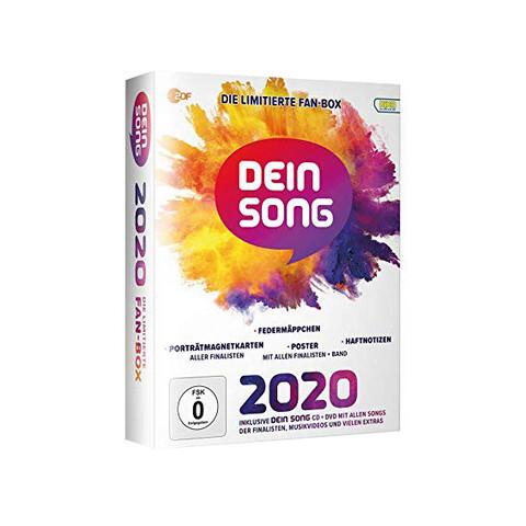 Dein Song 2020 (Ltd. Fanbox) von Various Artists - Box jetzt im Digster Shop