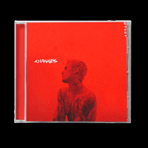 Changes (CD) von Justin Bieber - CD jetzt im Digster Shop