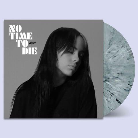 √No Time To Die (Ltd. Coloured 7'' Vinyl) von Billie Eilish - LP jetzt im Digster Shop