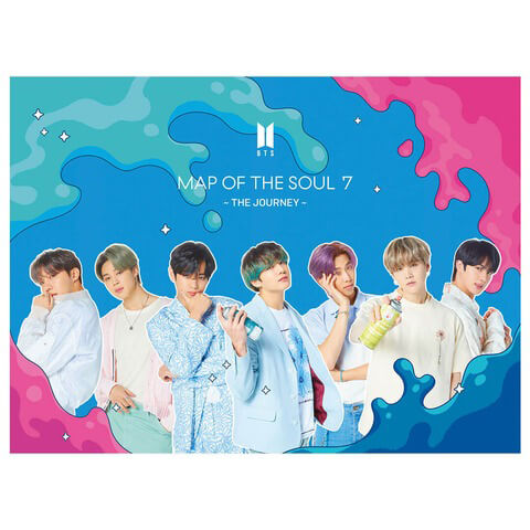 MAP OF THE SOUL: 7  The Journey  (Ltd. Edition B) von BTS - CD jetzt im Digster Shop