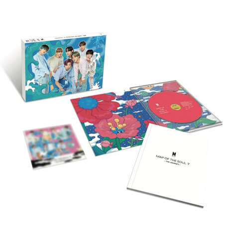 MAP OF THE SOUL: 7  The Journey  (Ltd. Edition D) von BTS - CD jetzt im Digster Shop