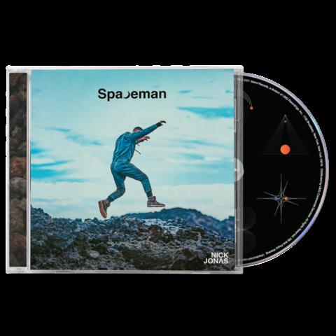 √Spaceman von Nick Jonas - cd jetzt im Digster Shop