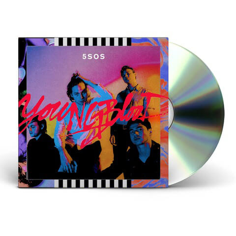Youngblood (Standard CD) von 5 Seconds of Summer - CD jetzt im Digster Shop