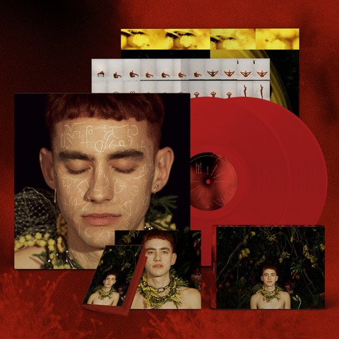 Palo Santo (Deluxe Bundle) by Years & Years - lp - shop now at Digster store