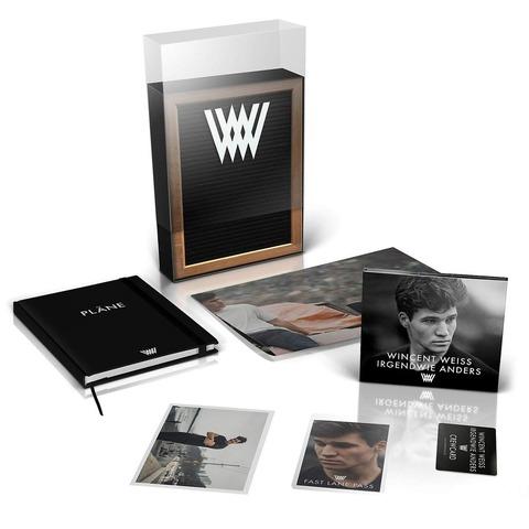 Irgendwie anders (limitierte Fanbox) von Wincent Weiss - LP jetzt im Digster Shop