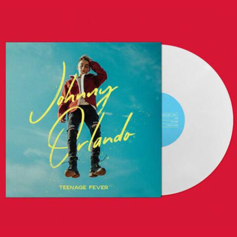 Teenage Fever (White LP) von Johnny Orlando - LP jetzt im Digster Shop