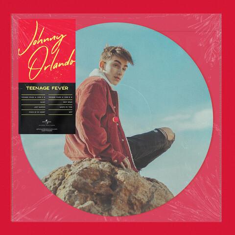 Teenage Fever (Picture Disc) von Johnny Orlando - LP jetzt im Digster Shop