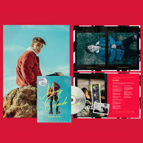 Teenage Fever Fanzine von Johnny Orlando - CD jetzt im Digster Shop