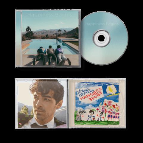 Happiness Begins (Ltd. Joe Version) von Jonas Brothers - CD jetzt im Digster Shop