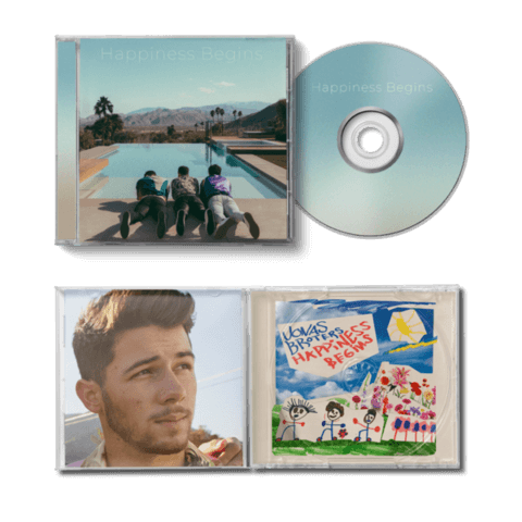 Happiness Begins (Ltd. Nick Version) von Jonas Brothers - CD jetzt im Digster Shop