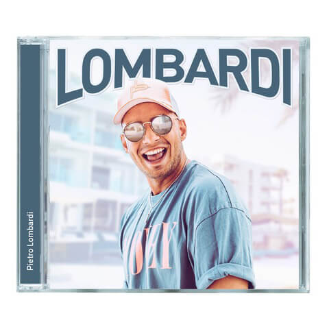 LOMBARDI von Pietro Lombardi - CD jetzt im Digster Shop