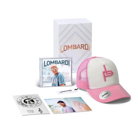Lombardi (Ltd. Fanbox) von Pietro Lombardi - Box jetzt im Digster Shop