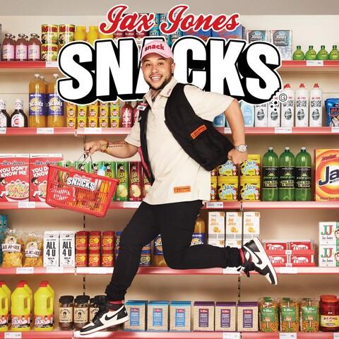 √Snacks von Jax Jones - CD jetzt im Digster Shop