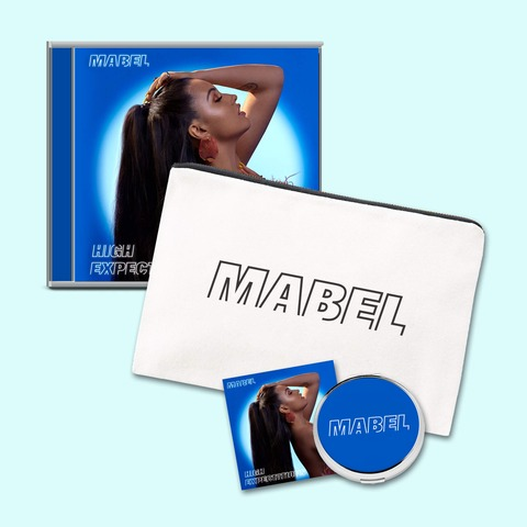 High Expectations (Ltd. Make Up Kit) von Mabel - CD jetzt im Digster Shop