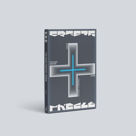 √THE CHAOS CHAPTER: FREEZE (Worldversion) von TOMORROW X TOGETHER - CD jetzt im Digster Shop
