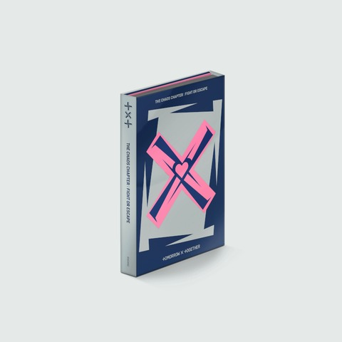 √The Chaos Chapter: Fight Or Escape (FIGHT Version) von TOMORROW X TOGETHER - CD jetzt im Digster Shop